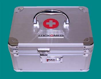 Medication Lock Box